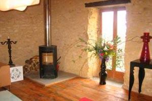 Tipos de pisos cemento piedra o ladrillo - Se puede poner una chimenea en un piso ...