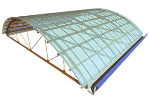 Las cubiertas y sus materiales - Tipos de cubiertas inclinadas ...