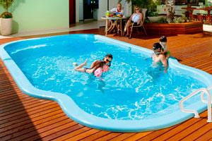 imagen ilustrativa del artculo caractersticas de las piscinas de fibra de vidrio - Piscinas De Fibra De Vidrio