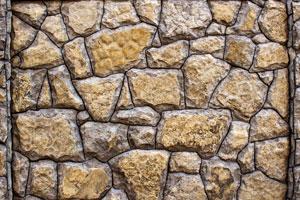 cmo revestir muros con piedras falsas - Muros De Piedra